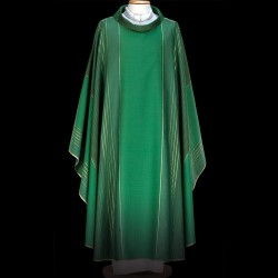Gothic Chasuble 13426 - Green