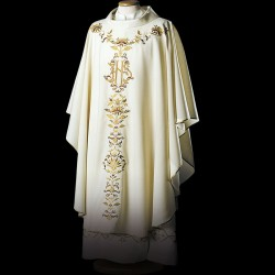 Gothic Chasuble 13451 - Cream