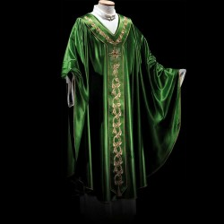 Gothic Chasuble 13455 - Green