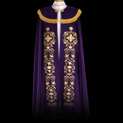 Gothic Cope 13488 - Purple