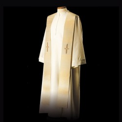 Gothic Stole 13541 - Gold  - 1