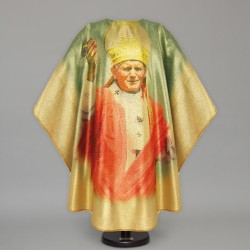 Gothic Chasuble 13655 - Gold