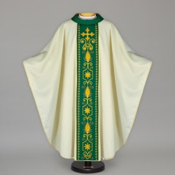 Gothic Chasuble 13671 - Cream