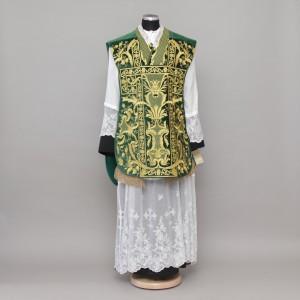 Roman Chasuble 10953 - Green  - 2