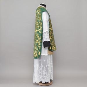Roman Chasuble 10953 - Green  - 5