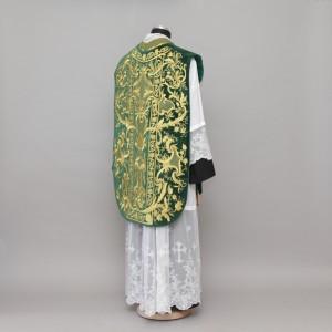 Roman Chasuble 10953 - Green  - 6
