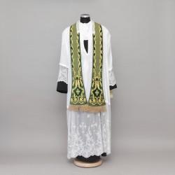 Roman Chasuble 10953 - Green  - 7