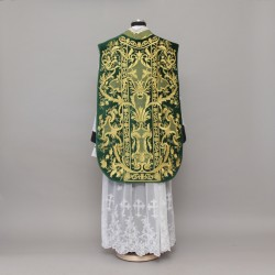 Roman Chasuble 10953 - Green  - 8