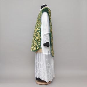 Roman Chasuble 10953 - Green  - 10