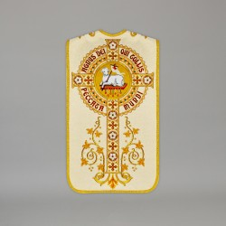 Roman Chasuble 13704 - Cream