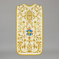 Roman Chasuble 13707 - Cream