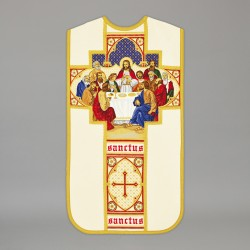 Roman Chasuble 13708 - Cream