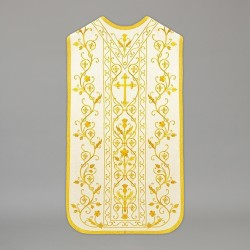 Roman Chasuble 13714 - Cream