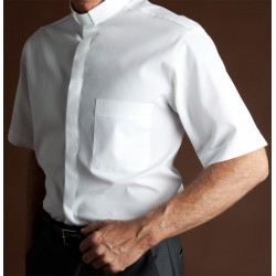 Italian made White shirt - short sleeve