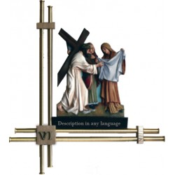 "Stations of the Cross 31"" -..."