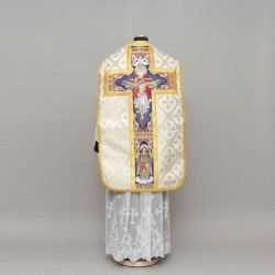 Roman Chasuble 13820 - Cream