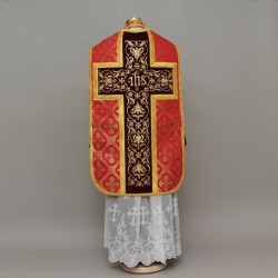 Roman Chasuble 13822 - Red