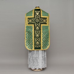 Roman Chasuble 13823 - Green