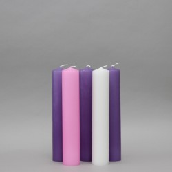 2'' x 12'' Advent candles