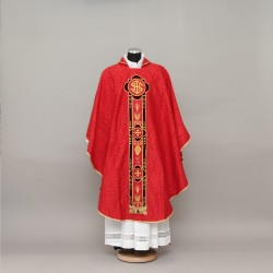 Gothic Chasuble 10024 - Red