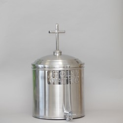 Stainless Steel Holy Water...
