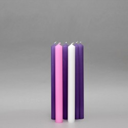 1'' x 12'' Advent candles