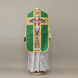 Roman Chasuble 14623 - Green