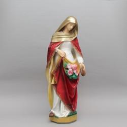 Saint Elizabeth of Hungary...