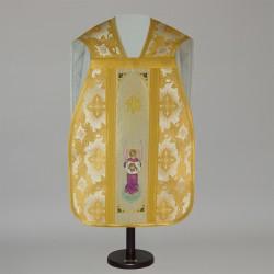 Roman Chasuble 14734 - Gold