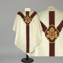 Gothic Chasuble 14735 - Cream