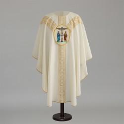 Gothic Chasuble 14741 - Cream