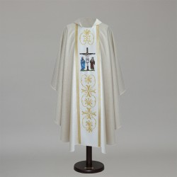 Crucifixion Gothic Chasuble...