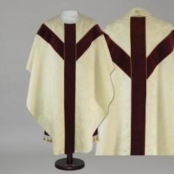 Gothic Chasuble 14752 - Cream