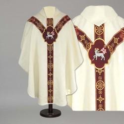 Gothic Chasuble 14783 - Cream