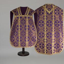 Roman Chasuble 14803 - Purple