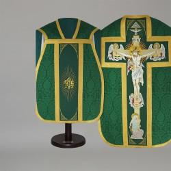 Roman Chasuble 14802 - Green