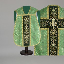 Roman Chasuble 14795 - Green