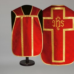 Roman Chasuble 14791 - Red