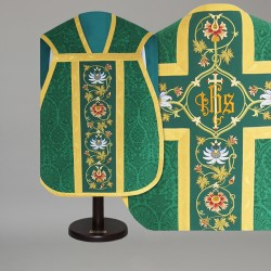 Roman Chasuble 14799 - Green