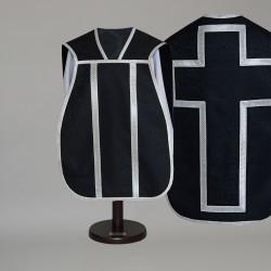 Roman Chasuble 14790 - Black