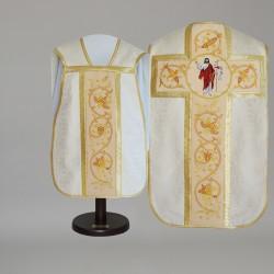 Roman Chasuble 14722 - Cream