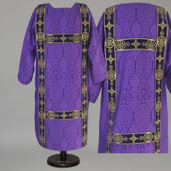 Gothic Dalmatic 14835 - Purple