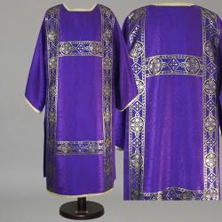 Traditional Roman Dalmatic 9400 - Purple