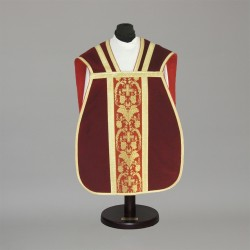Roman Chasuble 14798 - Red