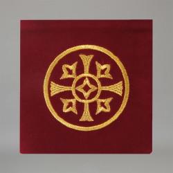 Cross Velvet Pall 14869