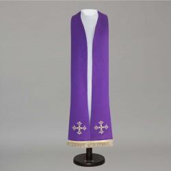 Roman Stole 14919 - Purple