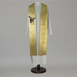 Gothic Stole 14921 - Gold