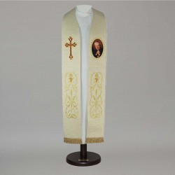 Gothic Stole 14929 - Gold