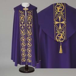 Gothic Cope 14943 - Purple