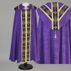 Gothic Cope 14946 - Purple